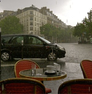 Rain in Paris and then What?