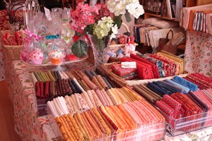 For Devotees of Needlepoint and Quilting – Two Terrific Shops
