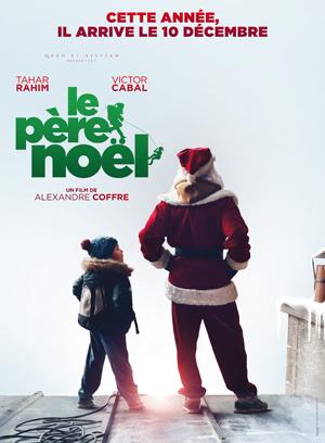 Le Père Noël (Father Christmas): Ho! Ho! Humbug!