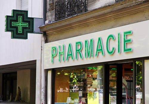 Shopping for inexpensive French beauty products in Paris
