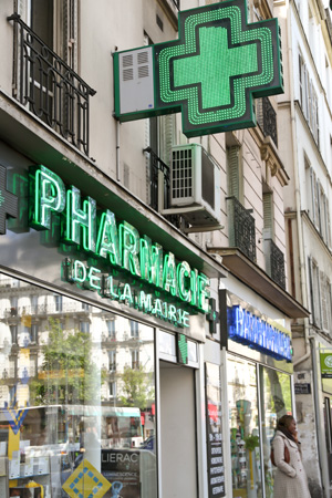 Moduretic Pharmacie France