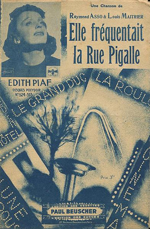 Edith Piaf, The Tragic Tale of Paris' Little Sparrow