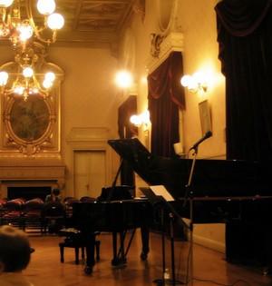Free Concerts at Paris's Théâtre du Châtelet