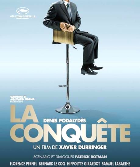 French Film Review: La Conquete Conquers