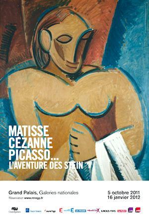 "Review: Grand Palais Presents ""Matisse, Cezanne, Picasso…L'aventure des Stein"""