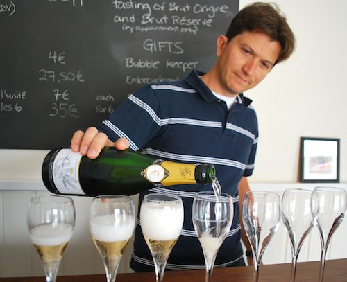 Champagne and Cuisine at Fresne Ducret near Reims