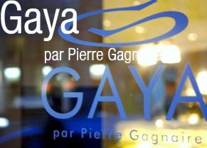 Gaya Rive Gauche: A Pierre Gagnaire Restaurant