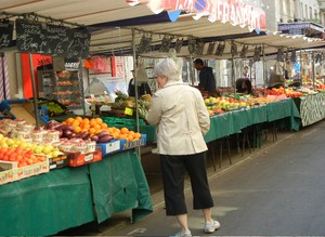Markets of Paris