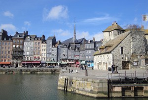 Weekend Escape to Honfleur