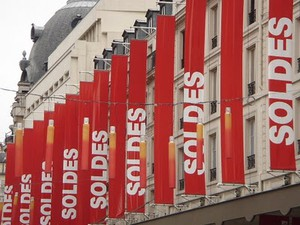 Shopping France's Winter Sales – It's Time for Les Soldes!