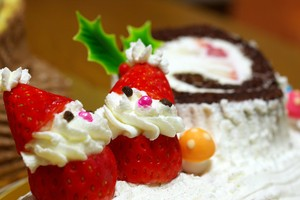 how to make and decorate bche de nol - Decoration Buche De Noel