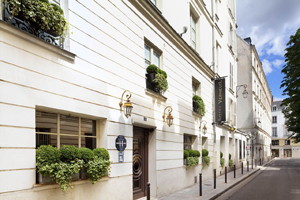 Hotel Verneuil: A Boutique Hotel in the heart of St. Germain des Prés