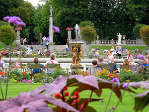 Luxembourg Gardens: A Garden of Delight