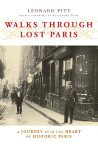 Book Review:  Walks Through Lost Paris