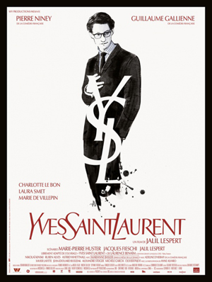 Yves Saint Laurent : He came, he saw, he sewed