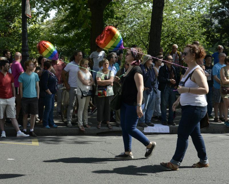 Paris Pride by Meredith Mullins