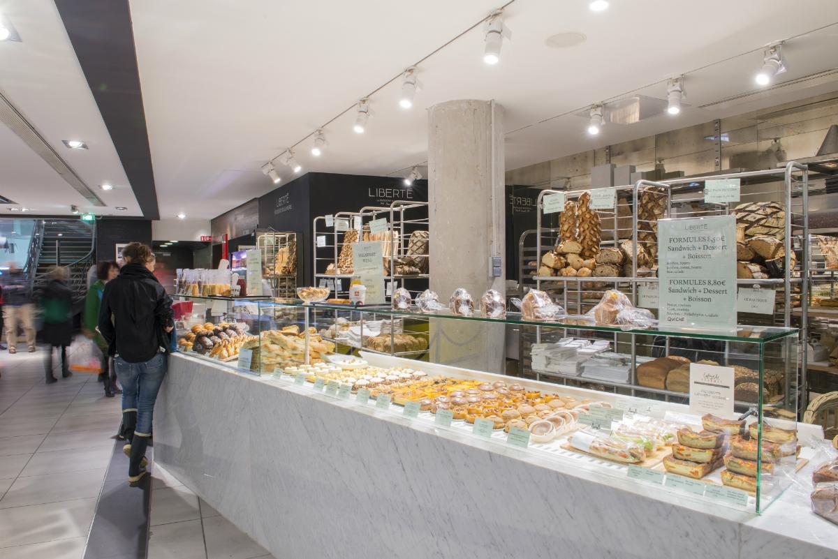 Boulangerie at Lafayette Gourmet