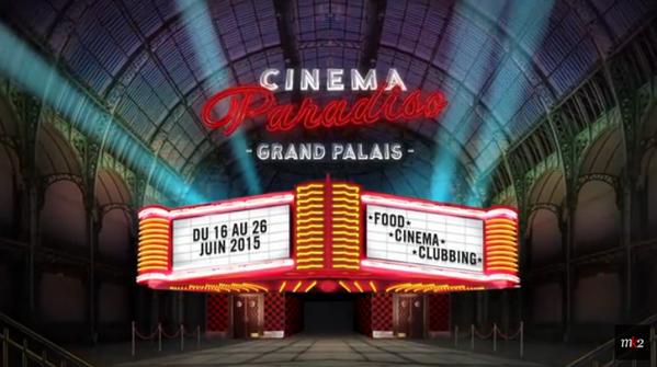 Cinema Paradiso in Paris