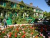 The gardens at Giverny/ Corey Frye