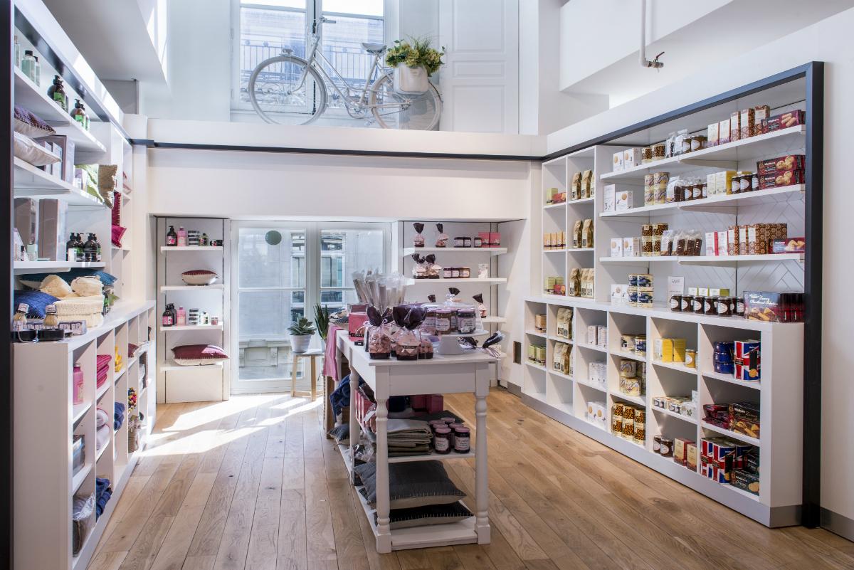 Epicureans rejoice the dazzling gourmet hall at galeries lafayette - Galerie lafayette linge de maison ...