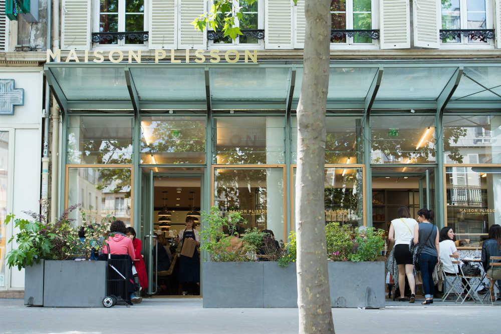 La Maison Plisson © JP BALTEL