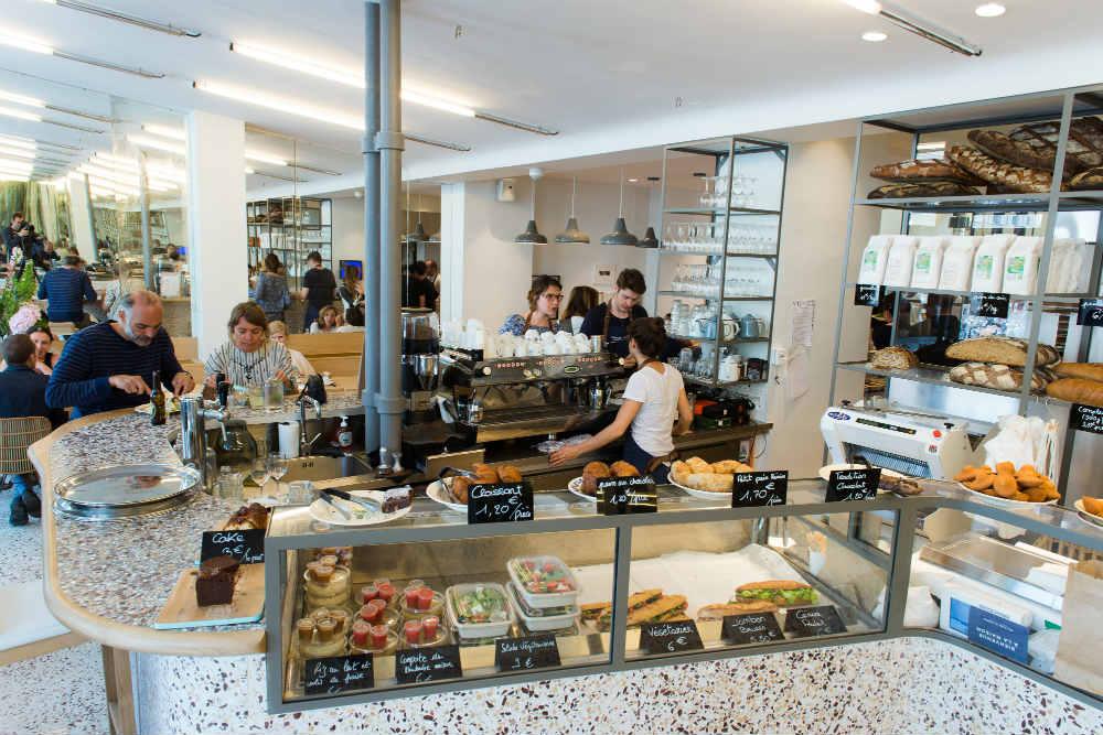 Maison plisson a new food concept store in the marais - Concept store marais ...