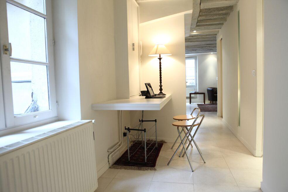 Marais apartment