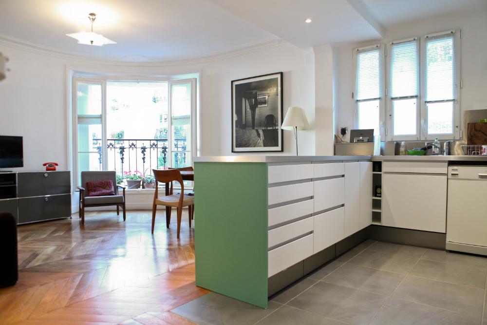 Montmartre apartment for sale