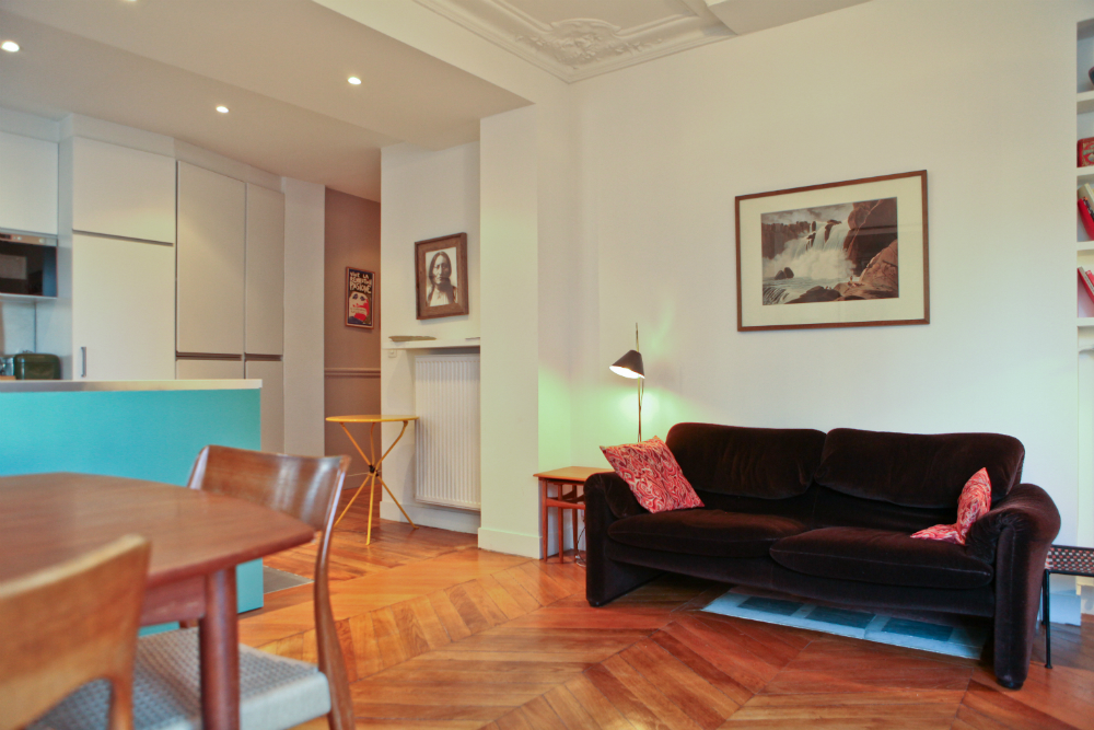Montmartre apartment for sale