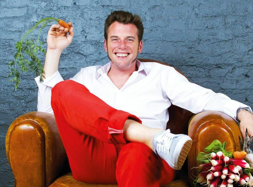 Chef Norbert Tarayre, a Top Chef 2013 finalist & TV personality