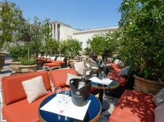 La Terrace Peyrassol chez Monsieur Bleu