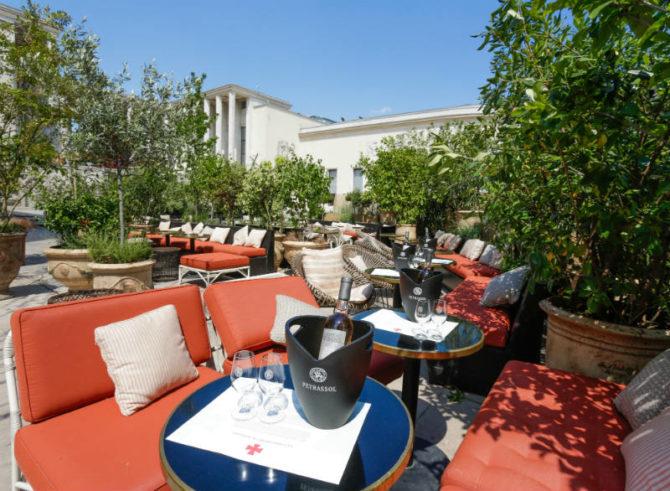 Paris Summer Terraces: Peyrassol Pop-Up at Monsieur Bleu