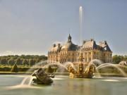 Chateau de Vaux Le Vicomte/ F. Jaumier