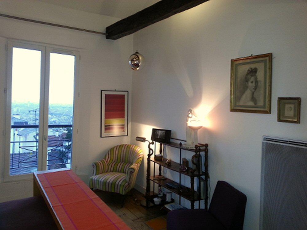 Une Chambre à Montmartre