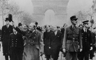 Churchill – de Gaulle