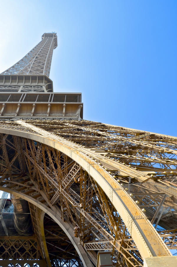 Eiffel Tower- Version 2 by David McSpadden/ Flickr