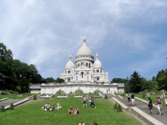 Paris: Sacré-Coeur by Craig Booth/Flickr