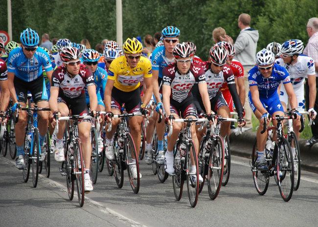 Le tour de France - 2007 - Waregem by Johan Vandamme/ Flickr