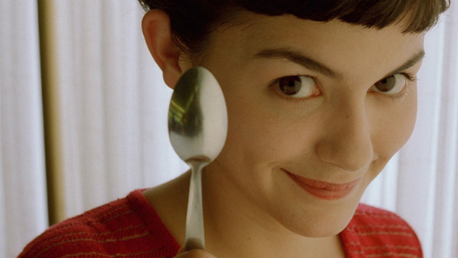 Audrey Tautou as Amelie, © 2001 - Miramax