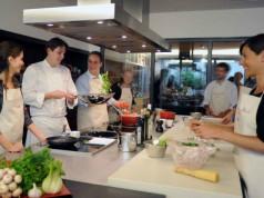 École de Cuisine Alain Ducasse/ Photographer Pierre Monetta
