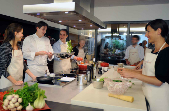 Culinary school in Paris - Alain Ducasse
