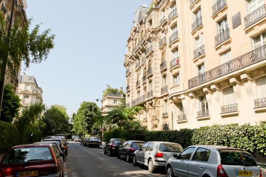 Studio apartment for sale near the Eiffel Tower