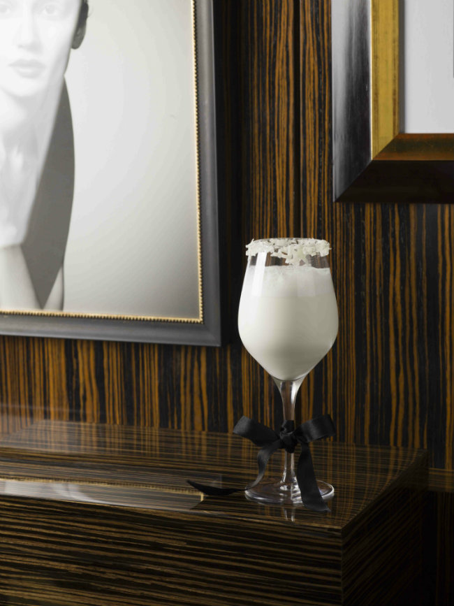 The Gabrielle Cocktail, STAY at Sofitel Paris Le Faubourg