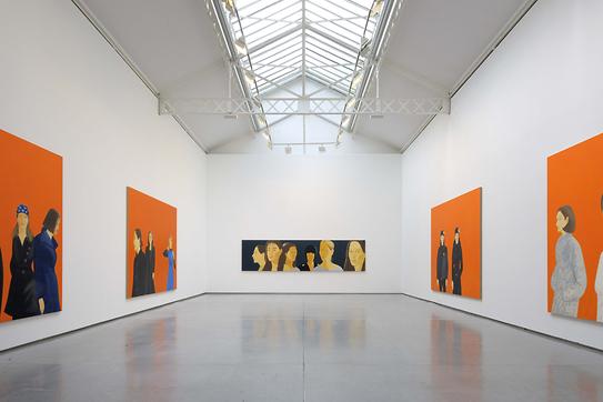 Galerie Thaddaeus Ropac , Paris