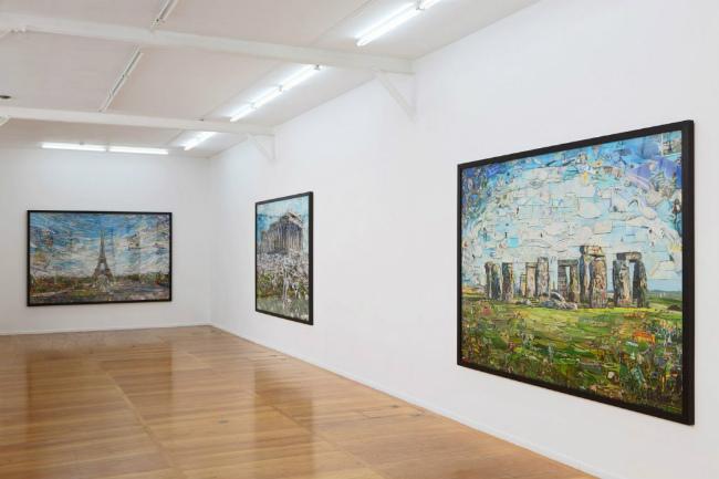 Galerie Xippas by Sarah Breathnach