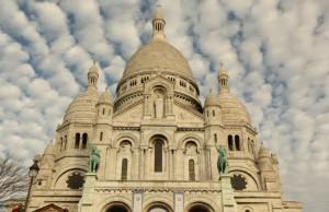 Basilique du Sacré-Cœur by Sarah Viehbeck