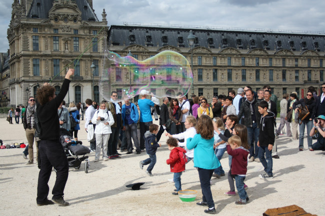 A Perfect Day in Paris with Children