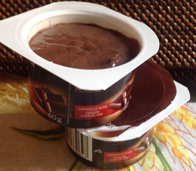 Carrefour Mousse au Chocolat