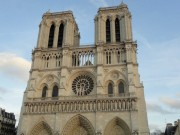 Notre Dame cathedral by Corey Frye
