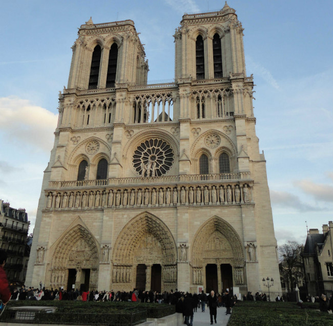 What You Never Knew About Notre Dame Cathedral